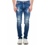 Believe That Voyage jeans – blauw denim