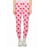 Reinders Logo mania broek – prism pink roze