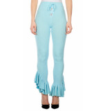 Reinders Diamond pants lurex – licht blauw