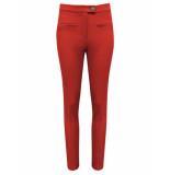 Goldie Estelle Senna broek - rood