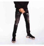Believe That Panorama jeans - zwart
