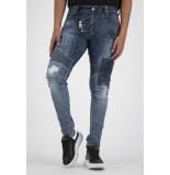 Boragio Jeans 7358 - denim