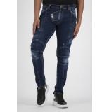 Boragio Jeans 7363 - denim