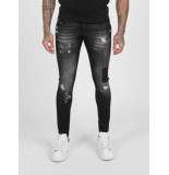 Explicit  Europe jeans - zwart