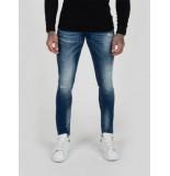 Explicit  Antartica jeans blauw denim