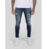 Explicit  Australia jeans blauw denim