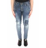 Boragio Jeans 7357 - denim