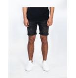 Explicit  Lewis short jeans - zwart