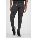 Boragio Jeans 7395 - grijs