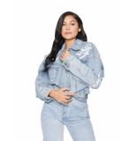 LA Sisters Denim jacket - blauw