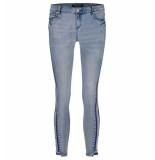 Bianco Jeans Baggy jeans 1118288-starlite gli blauw denim
