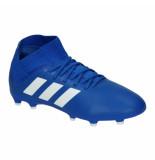 Adidas Nemeziz 18.3 fg j db2351 blauw