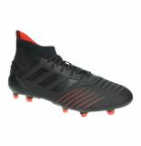 Adidas Predator 19.1 fg bc0551 zwart