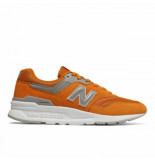 New Balance Men cm997 orange oranje