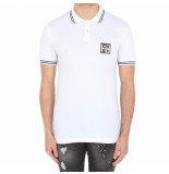 Love Moschino Polo sli fit wit