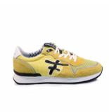 Floris van Bommel 16246/04 sneakers geel