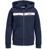 Jack & Jones Vest 12155590 jordavis blauw
