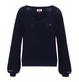Tommy Hilfiger Sweatshirt dw0dw06764 blauw