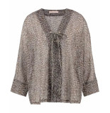 Studio Anneloes Blouse 03276 pippa small leo zwart