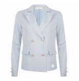 Delousion Linsey blazer – blauw