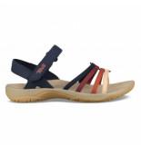 Teva Women elzada sandal web eclipse multi-schoenmaat 37 (uk 4)
