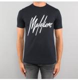 Malelions Signature t-shirt blauw
