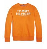 Tommy Hilfiger Sweatshirt kb0kb04949 oranje