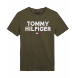 Tommy Hilfiger T-shirt kb0kb04992 khaki