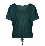 By-Bar Amsterdam T-shirt 19511002 donna top groen