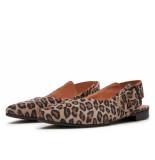 Via Vai Via vai artikelnummer 5202047 loafer met leopard print