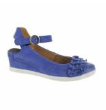 Footnotes Comfort-sandalet blauw
