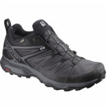 Salomon Wandelschoen x ultra 3 gtx men black magnet zwart