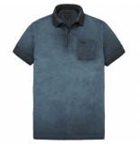 PME Legend – short sleeve polo light pique cold