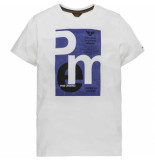 PME Legend – short sleeve r-neck play lw tshirt wit