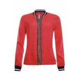 Poools – jacket tape rood