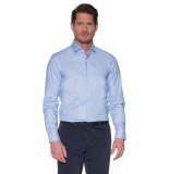 Donkervoort Casual overhemd met lange mouwen licht blauw