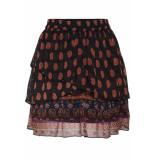 Vero Moda Vmaddison h/w layer short skirt sb5 10221475 black/addison zwart