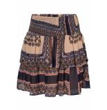 Vero Moda Vmmaise short smock skirt sb5 10221370 rose dust/maise roze