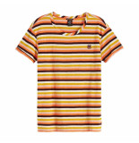 Maison Scotch multi striped