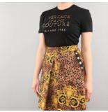 Versace Jeans couture t-shirt udp608 9b zwart
