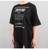 Versace Jean couture t-hirt udp602 7print bruin