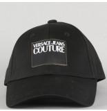 Versace Jeans couture mid visor label zwart