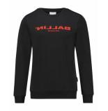 Ballin Amsterdam Sweatshirt 19027303 zwart
