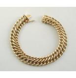 Christian 14 karaat armband geel goud