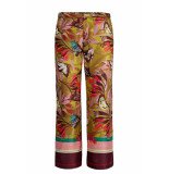 10 Feet Flowy wide lig pant with butterfly