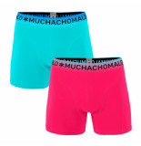 Muchachomalo Boys 2-pack short solid
