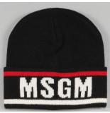 MSGM Hat zwart