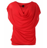 IZ NAIZ T-shirt 8130 top rood