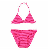 Zee & Zo Zee & zo reversible traingle bikini china roze