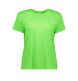 Jacqueline de Yong Jdyniki s/s top jrs exp 15197546 neon green bordeaux